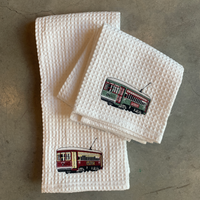 Streetcar Kitchen Towel