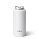 Golf Partee Stainless Steel Skinny Can Cooler, 12oz.