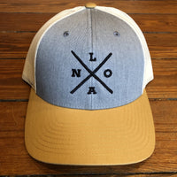 NOLA X Grey Hat
