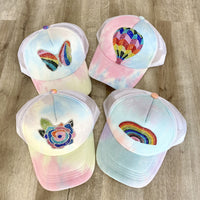 Tie-Dye Trucker Hat (Youth)