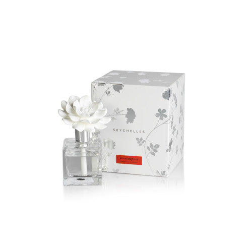Seychelles Porcelain Diffuser, Moroccan Peony