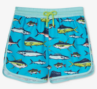 Cool Fish Swim Shorts