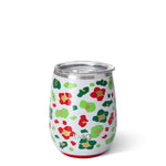 Swig Jungle Jingle Stemless Wine 14oz