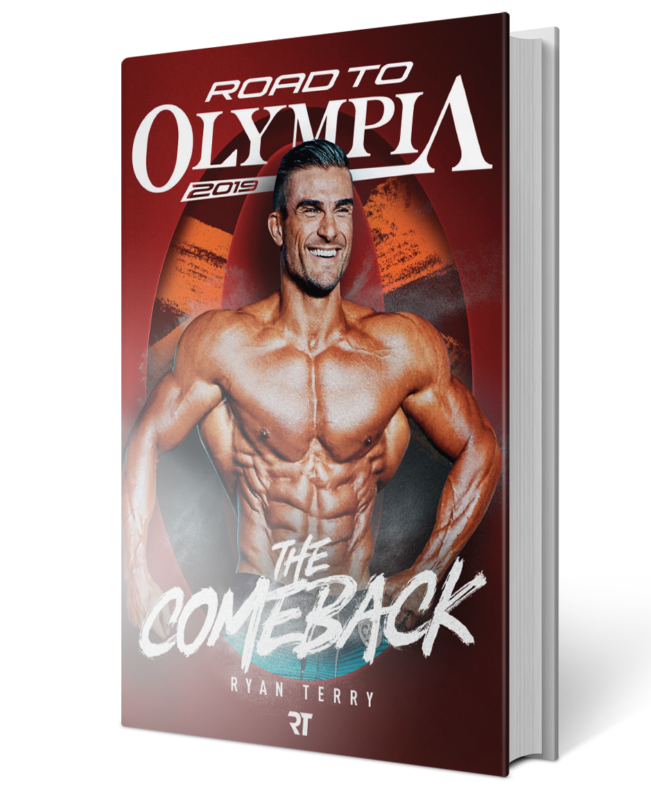 Road to Olympia eBook - The Comeback (2019 Edition)