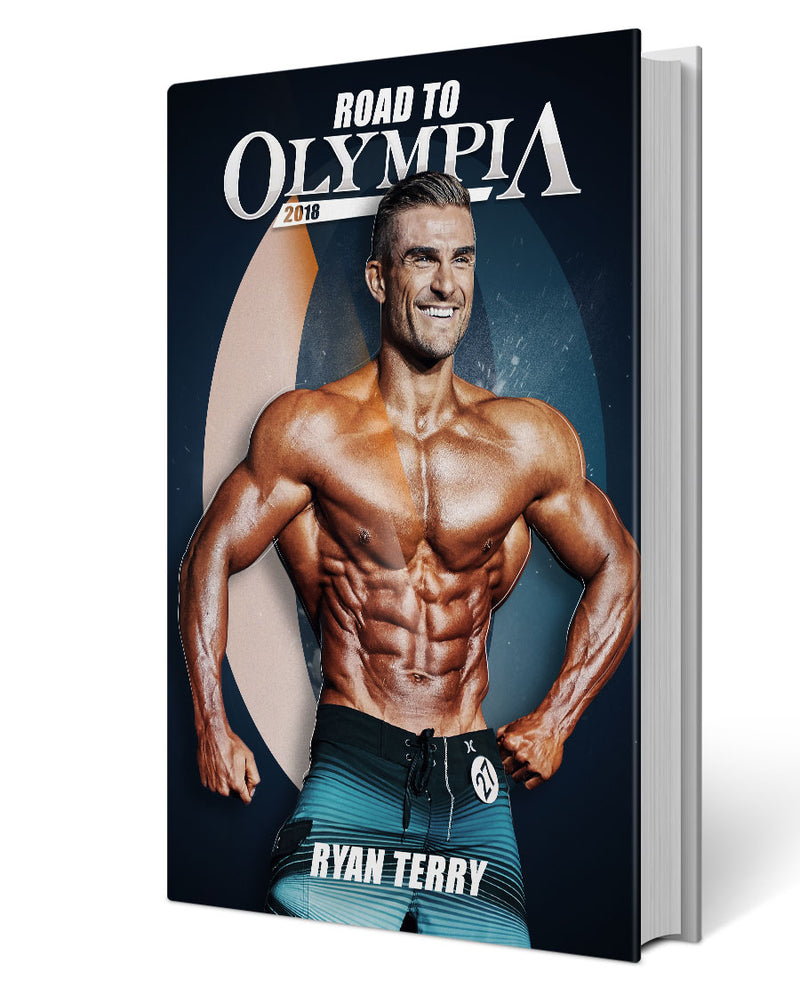 ROAD TO OLYMPIA EBOOK - 2018