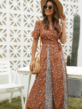 Load image into Gallery viewer, Boho-Chic Dress