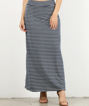 Load image into Gallery viewer, Stipe Maxi Skirt