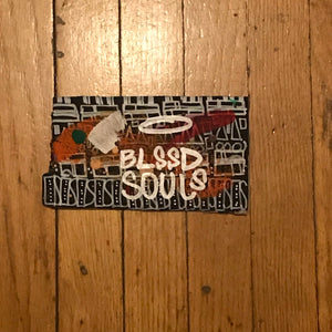 Graffiti Artwork - Blessed Souls