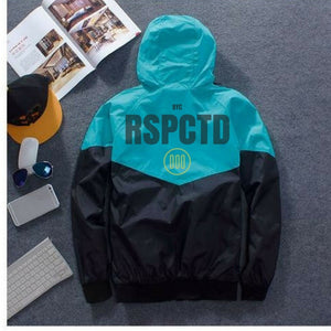 RSPCTD Teal Blue Jacket