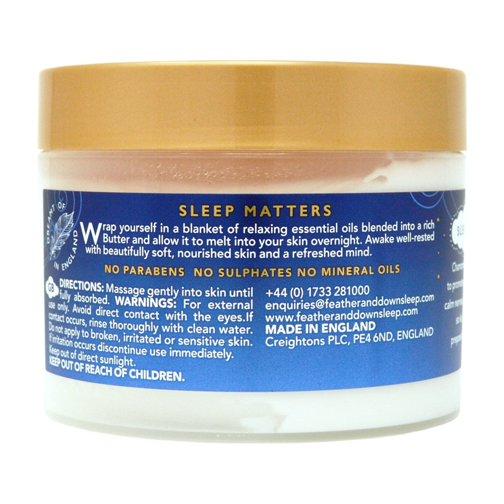 Feather & Down Sweet Dreams Sleep Body Butter 300ml - Feather and Down
