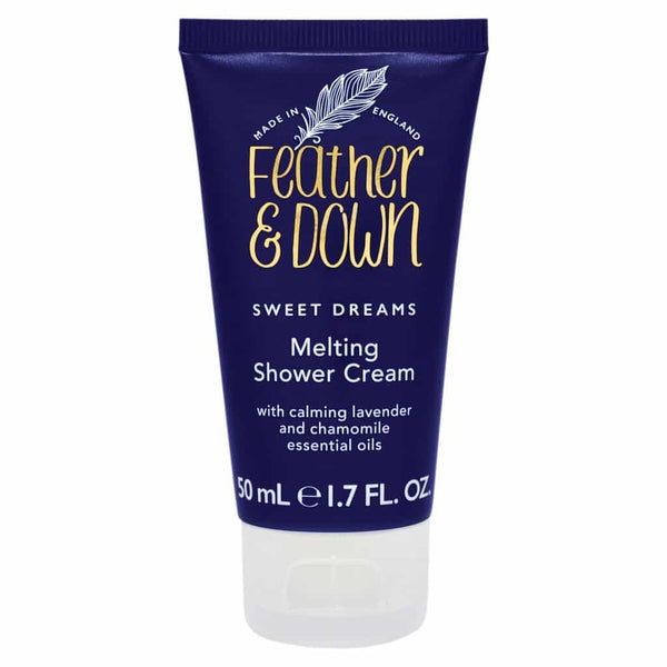 Feather & Down Sleep Melting Shower Cream 50ml