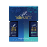 Feather & Down Pillow Spray Duo Gift Set - Feather and Down