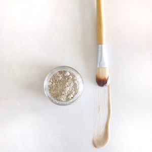 Bamboo Facial Brush