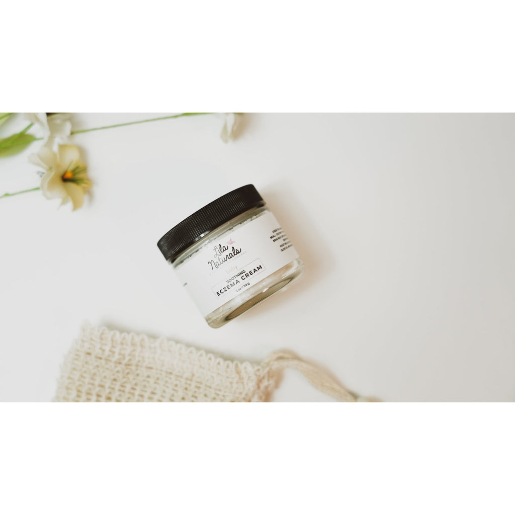 Soothing Eczema Cream - Lila Naturals
