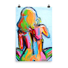 Load image into Gallery viewer, Femme 219, Matte Poster Print