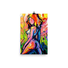Load image into Gallery viewer, Femme 413, Matte Poster Print