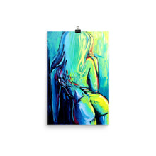 Load image into Gallery viewer, Femme 358, Matte Poster Print