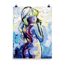 Load image into Gallery viewer, Femme 112, Matte Poster Print