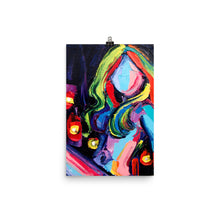 Load image into Gallery viewer, Femme 70, Matte Poster Print