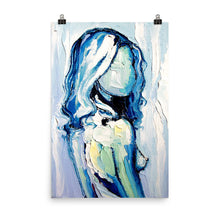 Load image into Gallery viewer, Femme 154, Matte Poster Print