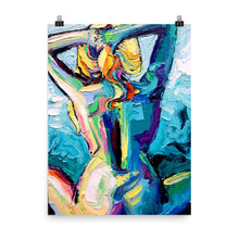 Load image into Gallery viewer, Femme 147, Matte Poster Print
