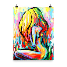 Load image into Gallery viewer, Femme 378, Matte Poster Print