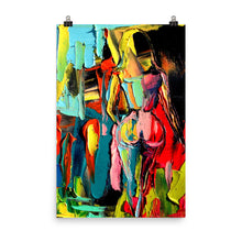 Load image into Gallery viewer, femme 166, Matte Poster Print