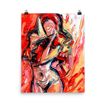 Load image into Gallery viewer, Femme 412, Matte Poster Print