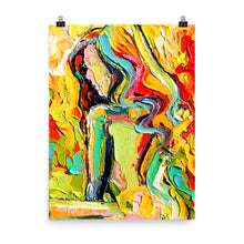 Load image into Gallery viewer, Femme 162, Matte Poster Print