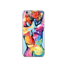 Load image into Gallery viewer, Femme 46 Abstract Nude iPhone Case
