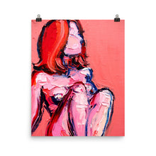 Load image into Gallery viewer, Femme 4, Matte Poster Print