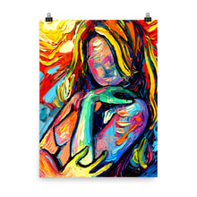 Load image into Gallery viewer, Femme 416, Matte Poster Print