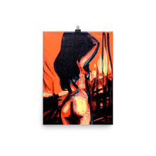 Load image into Gallery viewer, Femme 414, Matte Poster Print