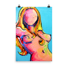 Load image into Gallery viewer, Femme 119, Matte Poster Print