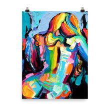 Load image into Gallery viewer, Femme 104, Matte Poster Print