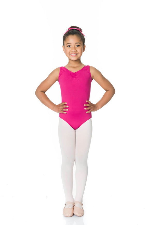 MULBERRY THICK STRAP LEOTARD TACTEL TCL01 - STUDIO 7