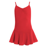 LUCIA CAMISOLE WITH SKIRT CHILD CL61 - ENERGETIKS