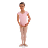 CAP SLEEVE LEOTARD CHILD CL78 - ENERGETIKS