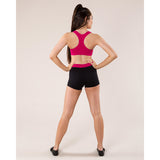 STRAIGHT BAND CONTRAST SHORTS - AT46 - ENERGETIKS