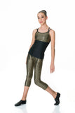ADULTS ILLUSION 3/4 LEGGINGS - ADLG05 - STUDIO 7
