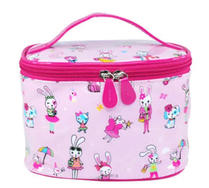 CUTE LITTLE PETS COSMETIC BAG