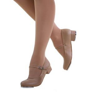 TAP SHOE DEBUT LOW HEEL