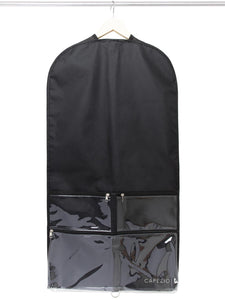 CLEAR GARMENT BAG - CAPEZIO