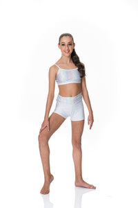 ADULTS GALAXY HIGH WAISTED SHORTS - ADS07 - STUDIO 7