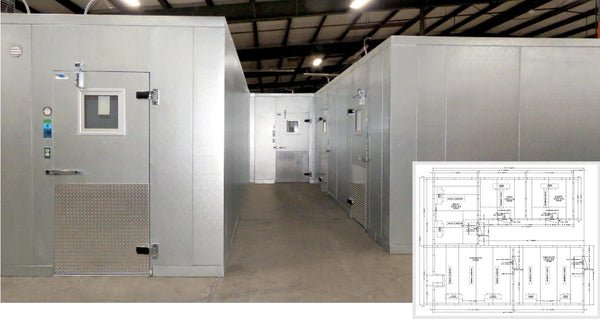 Thermo-Kool Walk-In Cooler