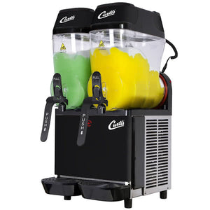 Curtis CFB2 Twin Bowl Frozen Beverage Machine Side