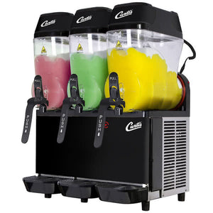 Curtis CFB3 Triple Bowl Frozen Beverage Machine Side