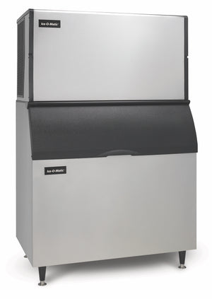 Ice-O-Matic B110PS Slope Front Ice Bin ICE 48in Ice Maker