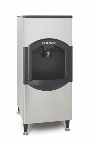 "Ice-O-Matic CD40022 Cube Ice Dispenser 22"" Floor Model"