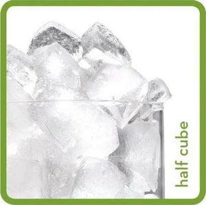 "Ice-O-Matic CIM0326HA Elevation Series Half Cube Ice Maker, 22"" Wide, 208-230V, 330lb/24hrs"